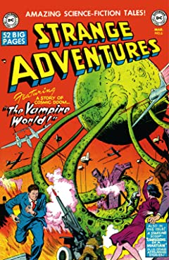 Strange Adventures (1950-1973) #6