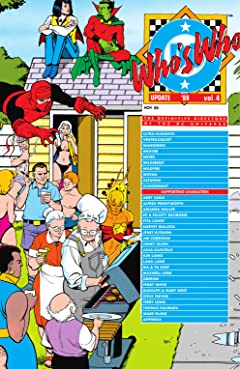 Who's Who Update 1988 (1988) #4