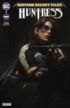 Batman Secret Files: Huntress (2021) No.1