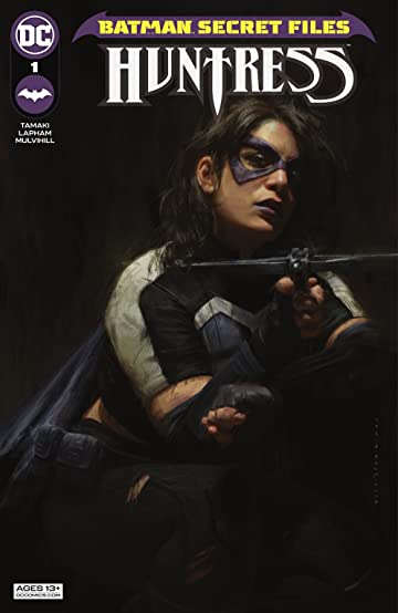 Batman Secret Files: Huntress (2021) #1