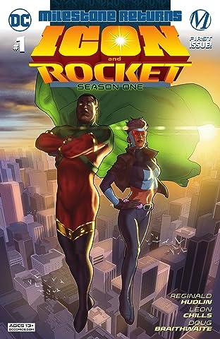 Icon & Rocket (2021-) #1: Season One