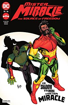 Mister Miracle (2021) No.3: The Source of Freedom