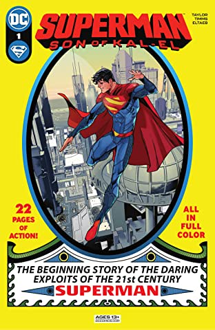Superman: Son of Kal-El (2021-) #1