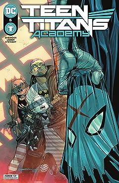 Teen Titans Academy (2021-) No.5