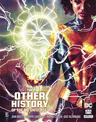 The Other History of the DC Universe (2020-) No.5