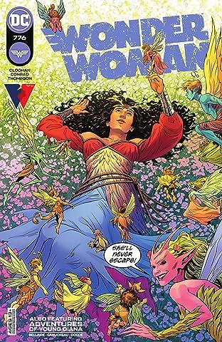 Wonder Woman (2016-) #776