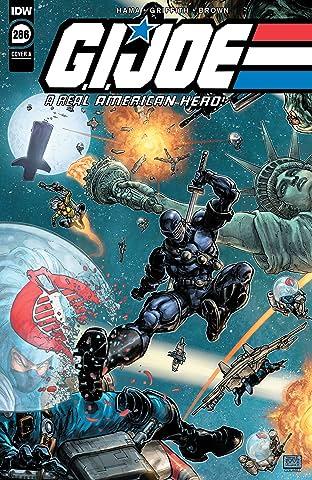 G.I. Joe: A Real American Hero No.286