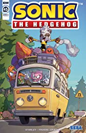 Sonic The Hedgehog (2018-) #45