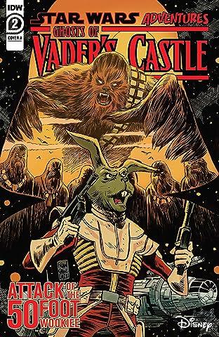 Star Wars Adventures: Ghosts of Vader's Castle #2 (of 5)