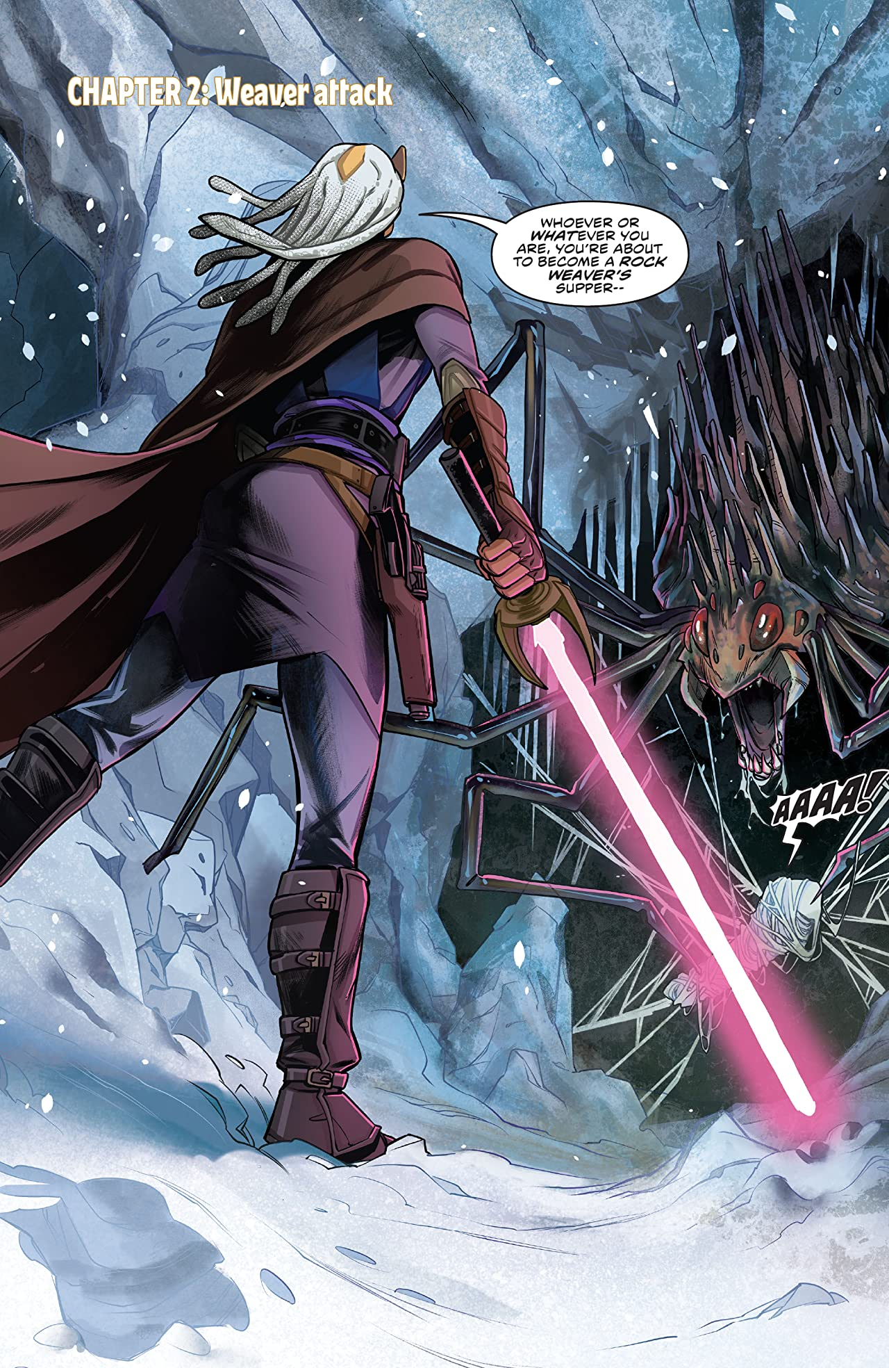 Star Wars: The High Republic Adventures—The Monster of Temple Peak #2 (of 4)