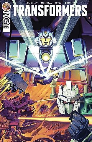 Transformers (2019-) No.35