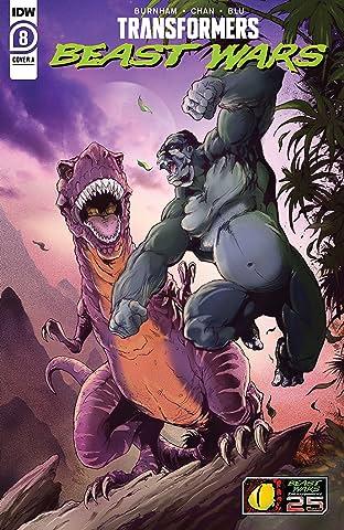 Transformers: Beast Wars No.8