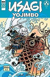 Usagi Yojimbo (2019-) #22