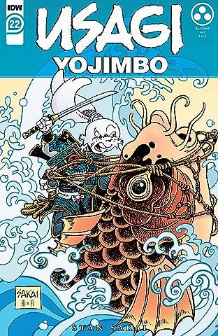 Usagi Yojimbo No.22