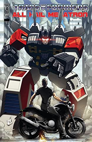 Transformers: All Hail Megatron #9