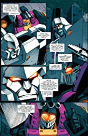 Transformers: All Hail Megatron #10