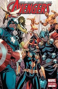 Avengers: Heroes Welcome #1