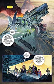 Jupiter's Legacy: Requiem #4 (of 12)
