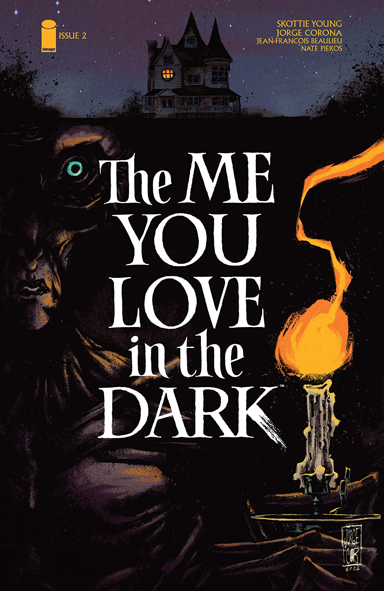The Me You Love In The Dark No.2 (sur 5)
