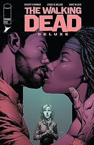 The Walking Dead Deluxe No.22