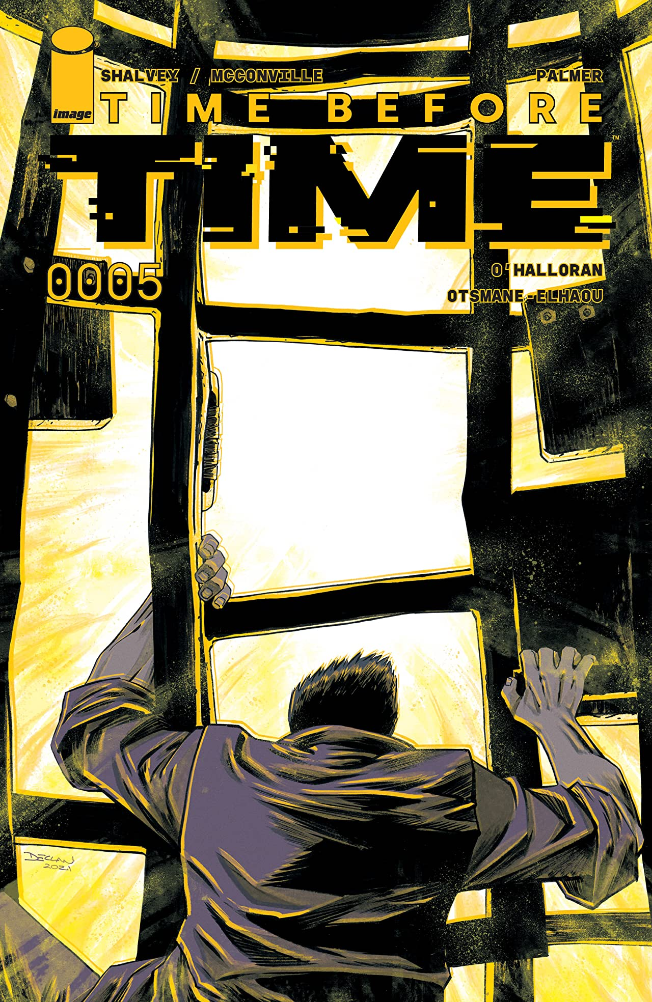 Time Before Time #5