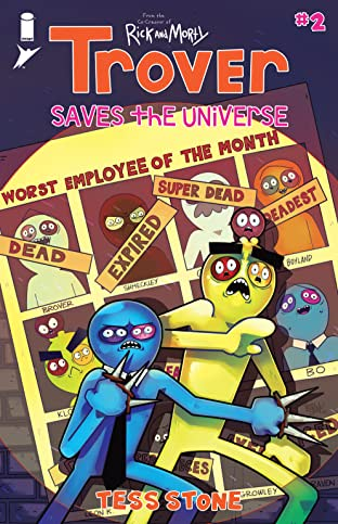 Trover Saves The Universe #2