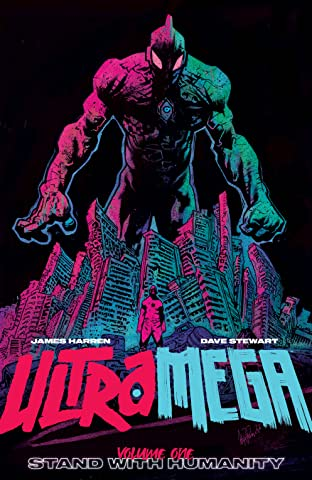 Ultramega by James Harren Tome 1