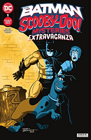The Batman & Scooby-Doo Mysteries (2021-) #1: Extravaganza