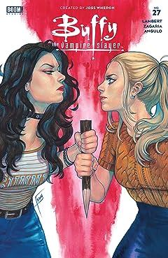 Buffy the Vampire Slayer #27