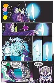 Mighty Morphin #9