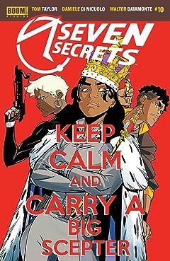 Seven Secrets #10