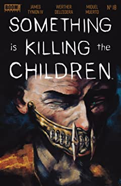 Something is Killing the Children No.18