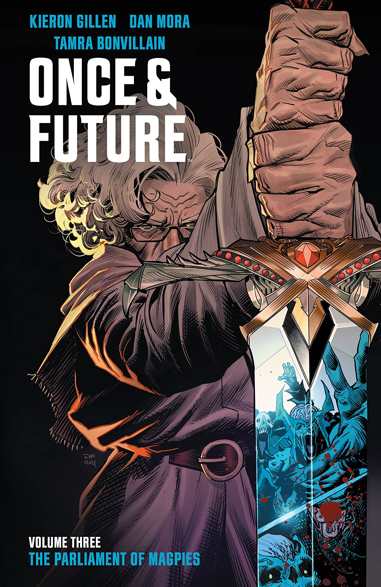 Once & Future Tome 3