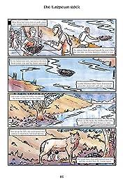 Kid Beowulf: The Tarpeian Rock: Graphic Novel