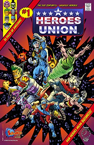 The Heroes Union No.1
