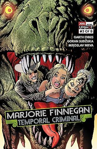 Marjorie Finnegan, Temporal Criminal #3
