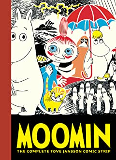 Moomin Tome 1: The Complete Tove Jansson Comic Strip