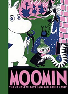 Moomin Tome 2: The Complete Tove Jansson Comic Strip