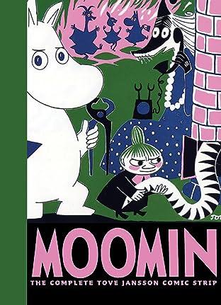 Moomin Vol. 2: The Complete Tove Jansson Comic Strip