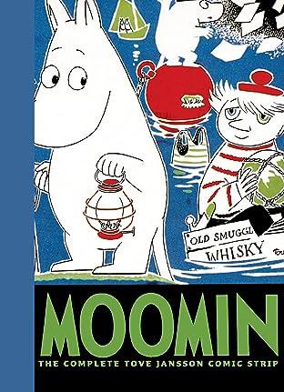 Moomin Tome 3: The Complete Tove Jansson Comic Strip