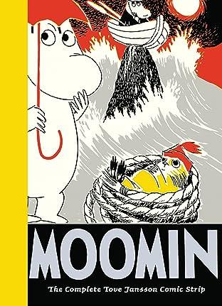 Moomin Tome 4: The Complete Tove Jansson Comic Strip