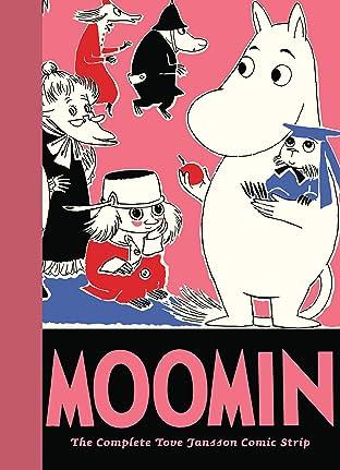 Moomin Tome 5: The Complete Tove Jansson Comic Strip
