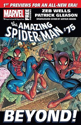 Marvel Previews October 2021