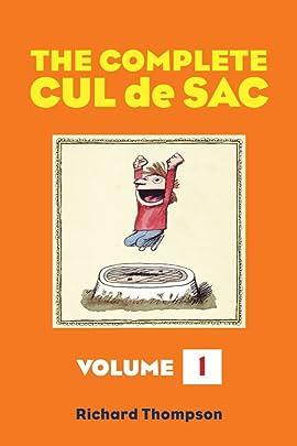 The Complete Cul de Sac Vol. 1
