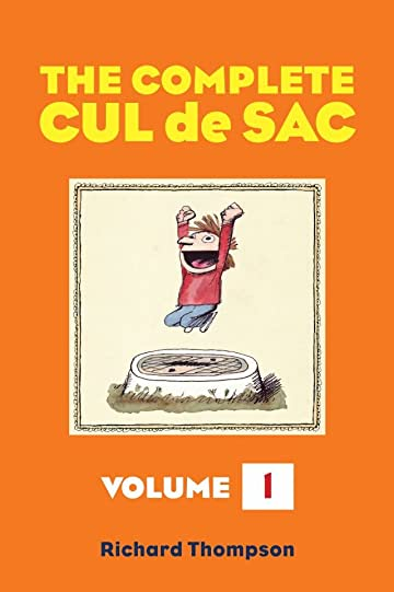 The Complete Cul de Sac Vol. 1
