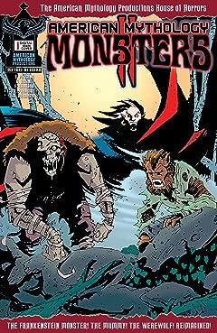 American Mythology Monsters Vol. 2 #1