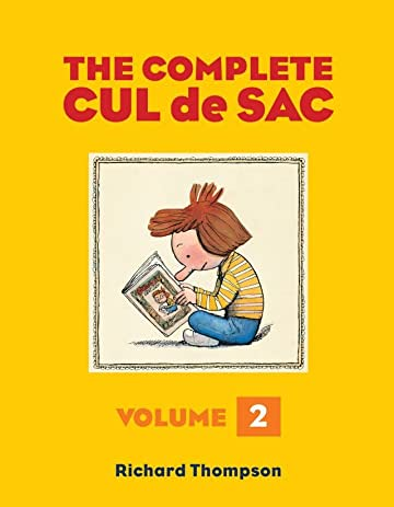 The Complete Cul de Sac Vol. 2