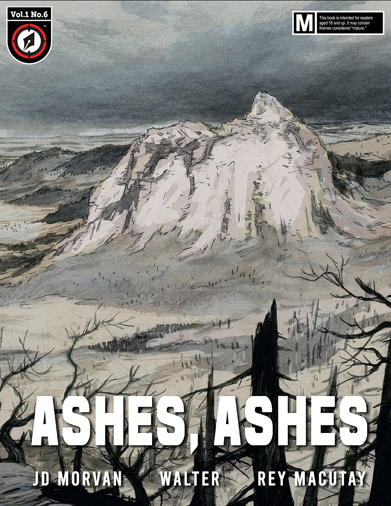 Ashes, Ashes #6