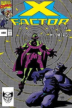 X-Factor (1986-1998) #55