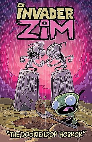 Invader Zim #1: The Dookie Loop Horror